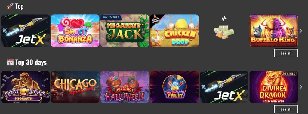 9winz online slots