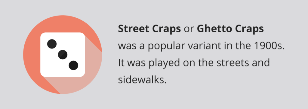 street craps variation