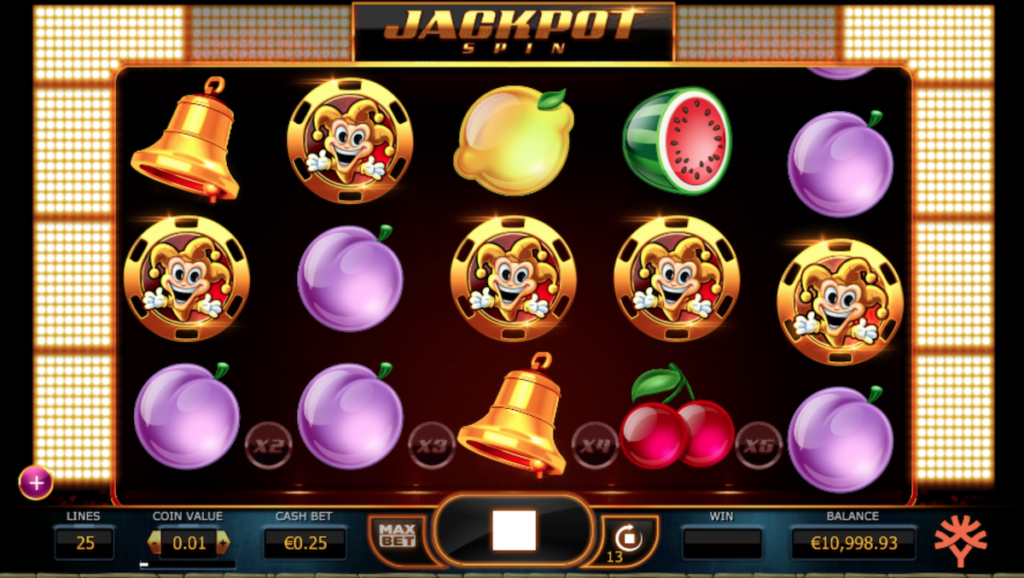 joker millions jackpot slot