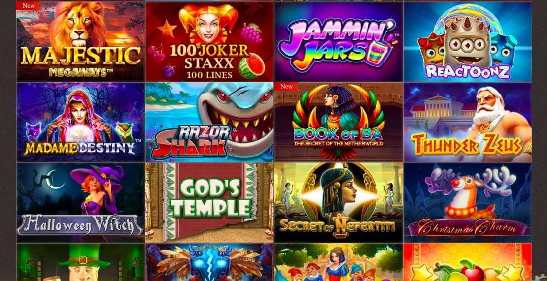 Review of Joy Casino