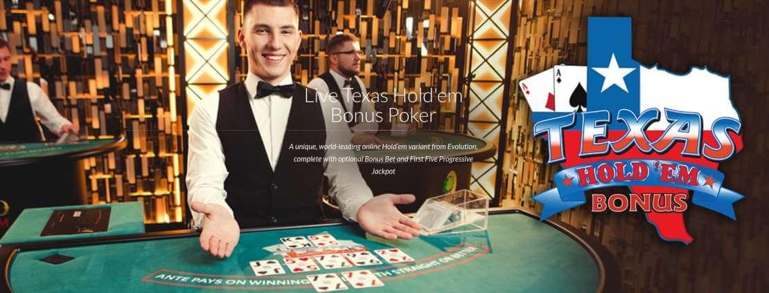 Live Poker Hold'em