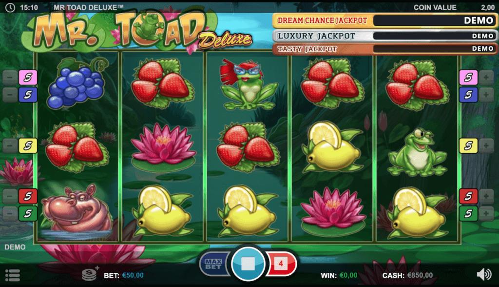 mr toad online slot